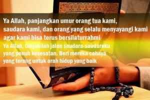dp bbm kata kata islami keren